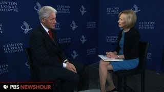 Extended Interview: Former Presİdent Bill Clinton