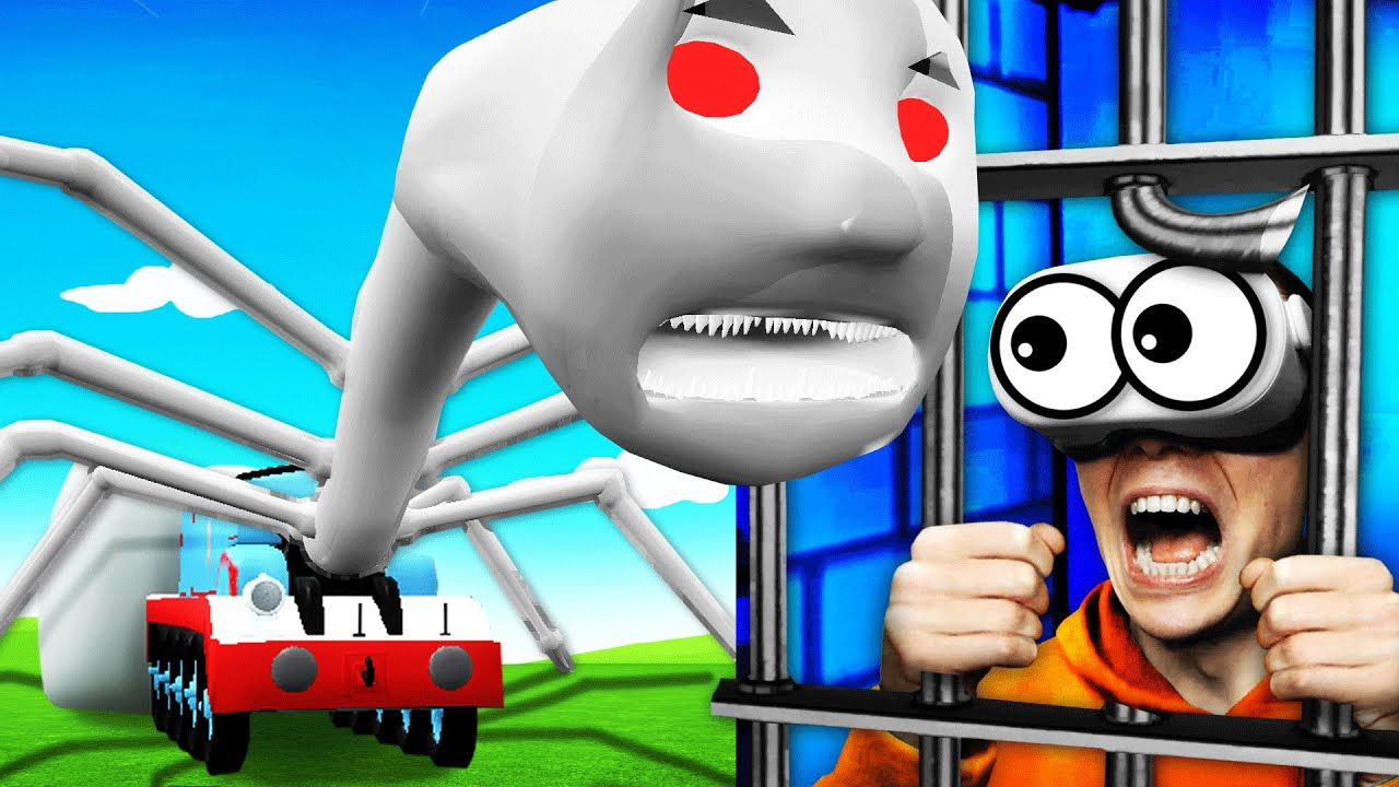 ESCAPING PRISON From CURSED THOMAS THE TRAIN