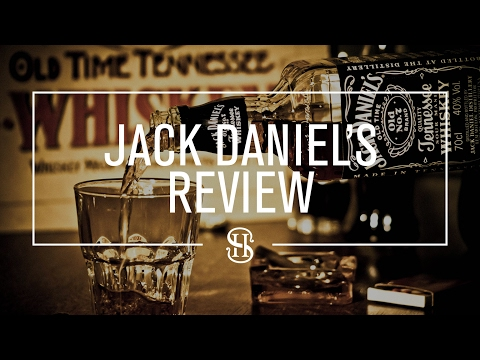 Jack Daniel's Old No. 7 - Whiskey Review - He Spoke Style