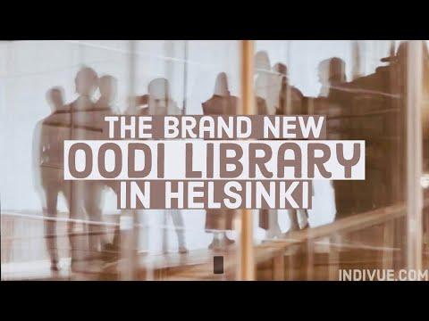 Oodi in Helsinki, opening soon