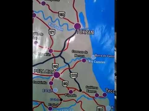 Mapa Veracruz