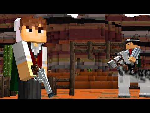 COWBOY ADVENTURE! Westerado (Interactive Roleplaying) Minecraft #1