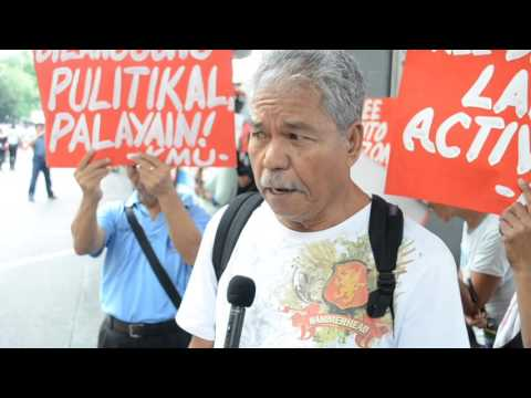 Militant group calls for release of NDF consultants