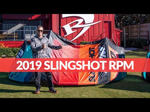 2019 Slingshot RPM | REAL Kite Review