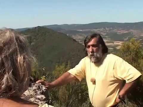 Daniel Dugès Le cromleck de rennes les Bains