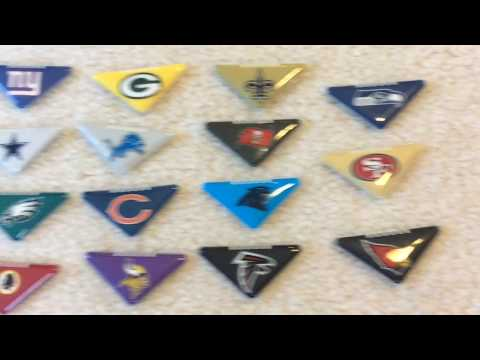 FINGER FOOTBALL COMPETITION (NFL Teams)