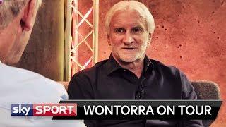 Diskussionen um Meisterschaft, Abstieg & Fußballkultur mit Rudi Völler | Wontorra On Tour