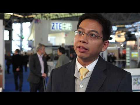Dr Farid Mohamed Sani, TM Group, interviewed at BBWF