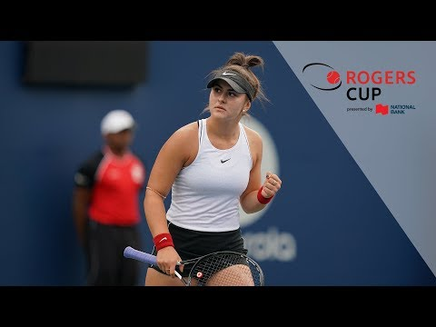 Highlights: Rogers Cup 2019 Friday Day - Andreescu Books Kenin Showdown In Toronto Semis