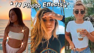 11 Best Photo Editing Effects You NEED to Know! | Prequel screenshot 4