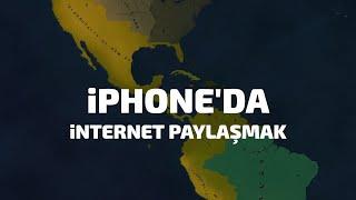 iPhone& 39 da Internet Paylaşmak