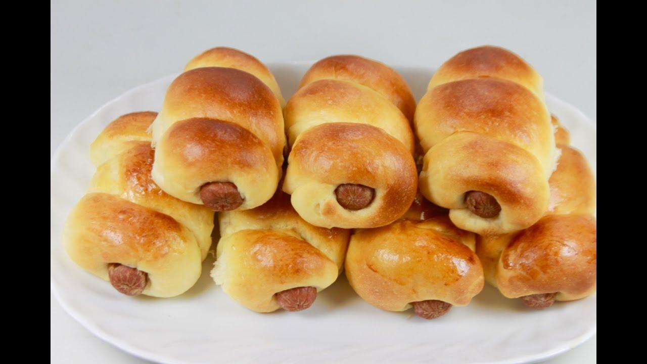 Soft Hot Dog Bun Recipe
