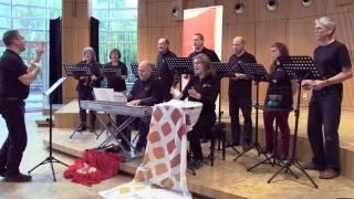 Rathaus Chor singt Sindelfingen-Lied