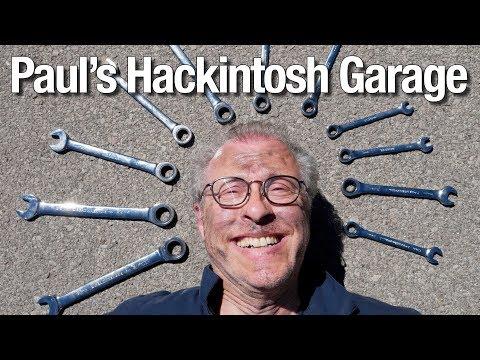 Paul's Hackintosh Garage- Coffee Lake, Intel i7 8700K