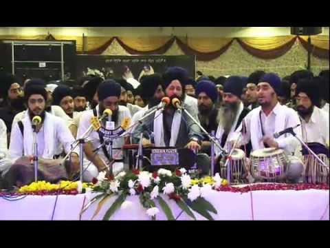Bhai Apardeep Singh Ji Delhi Raensabayee 2012  Baani Net Version