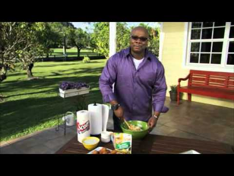 Spice Up Your Grill with celebrity chef Aaron McCargo Jr.