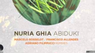 Nuria Ghia   Abiduky Adriano Filippucci rmx