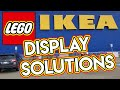 LEGO Display Solutions at IKEA
