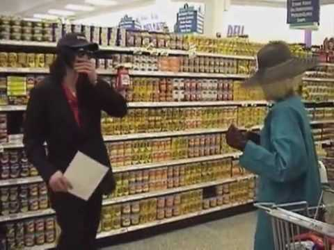 Michael Jackson - Private Home Movies HQ (Part 3 of 10) Thriller & Michael Goes Shopping