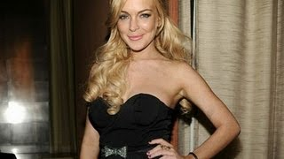 Lindsay Lohan: Obama Should Cut Taxes On Millionaires