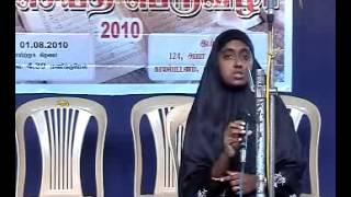 ISLAMIC VIDEOS : Hindu Sister Malathi becomes Muslim Aysha -  Tamil