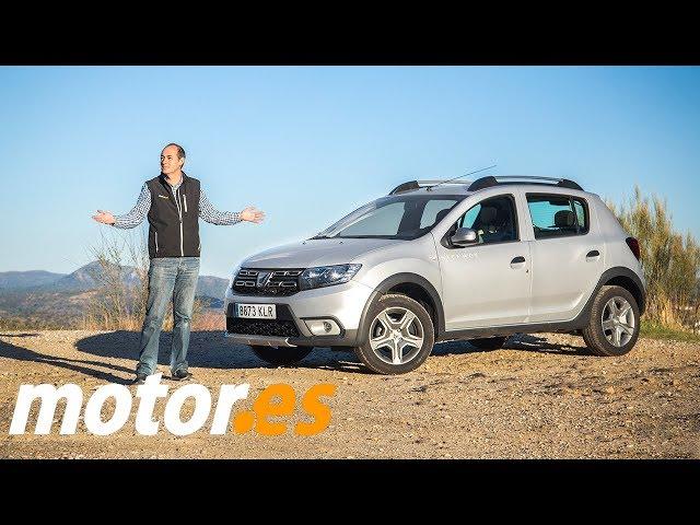 Dacia Sandero 2019 | Prueba / Testdrive