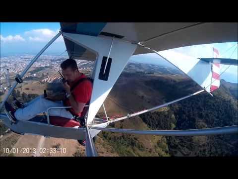 Turkish Goat Glider Soaring Flight