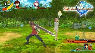 Arc Rise Fantasia | Dolphin Emulator 5.0-3605 [1080p HD] | Nintendo Wii