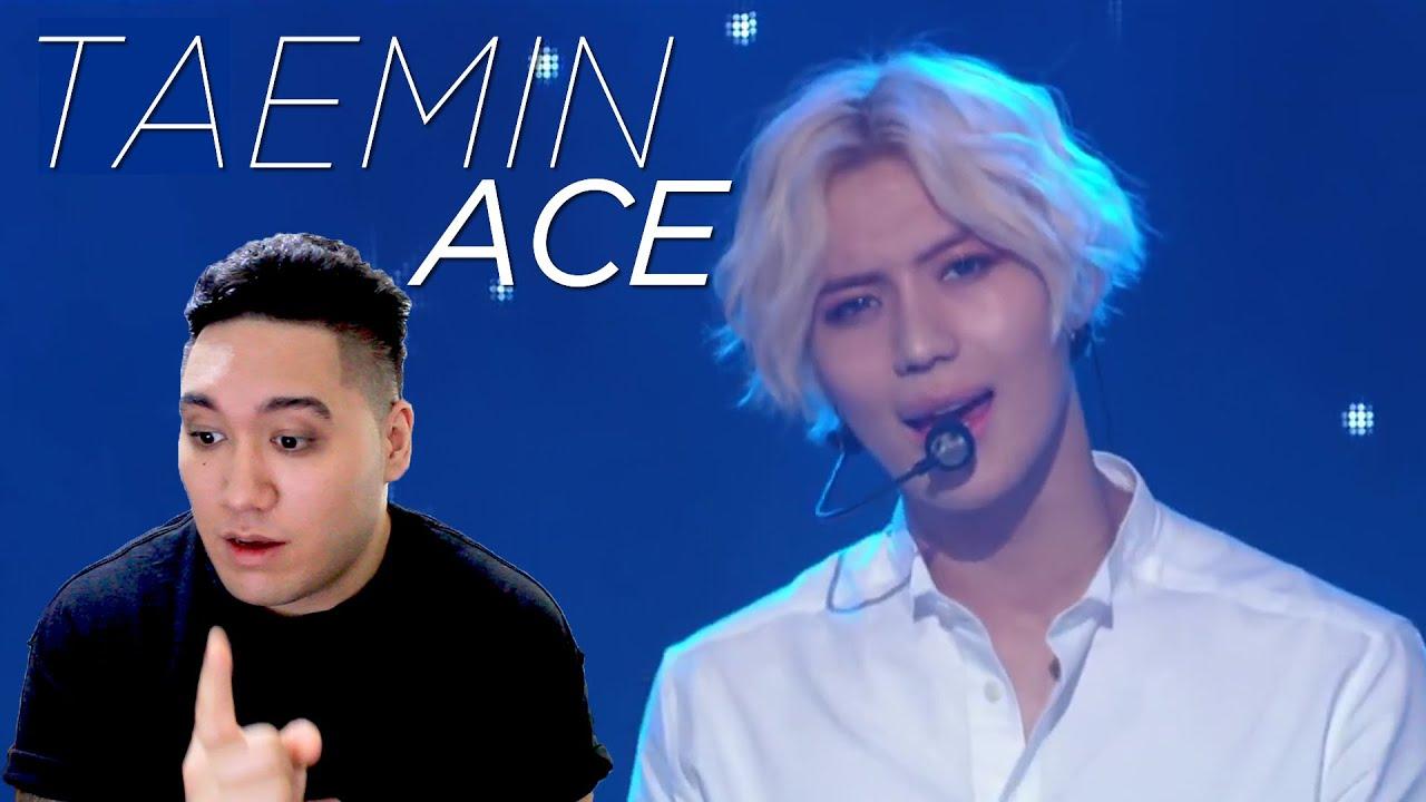 Taemin - Ace (태민 - 에이스) REACTION!!!