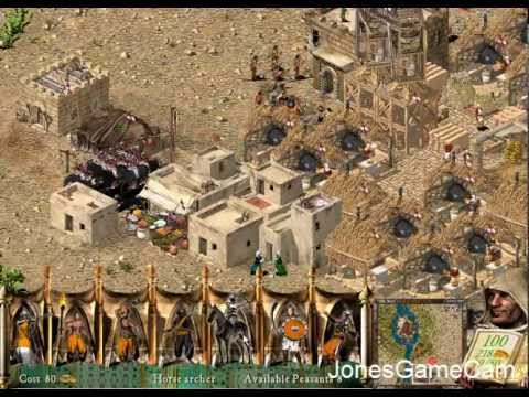 Stronghold Crusader Mission 25 - The Forgotten