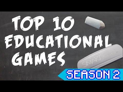Top 10 Educational Games   MJS Gaming Season 2