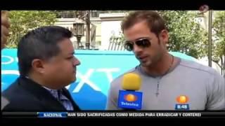 William Levy Actuara En Hollywood    Televisa Espectaculos