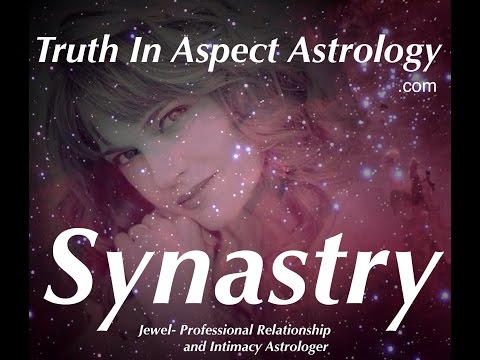 Synastry Astrology- Venus in partners fifth house