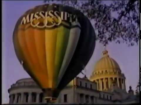 WLBT TV-3 Sign off March 1990 (Jackson, MS NBC Affiliate)
