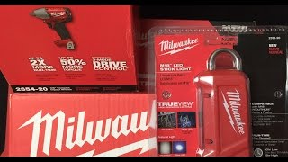 Milwaukee FUEL Series Cordless Impact Tools Mass Unboxing!