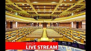 National Assembly honours Springboks and Robert Mugabe