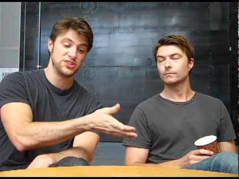 Fifth of July Actors, Shane McRae and Noah Bean
