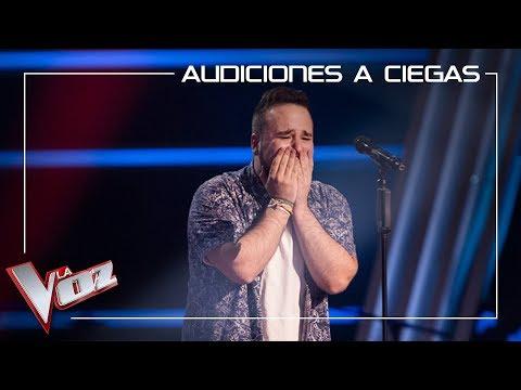 Juanfra canta 'City of stars' | Audiciones a ciegas | La Voz Antena 3 2019