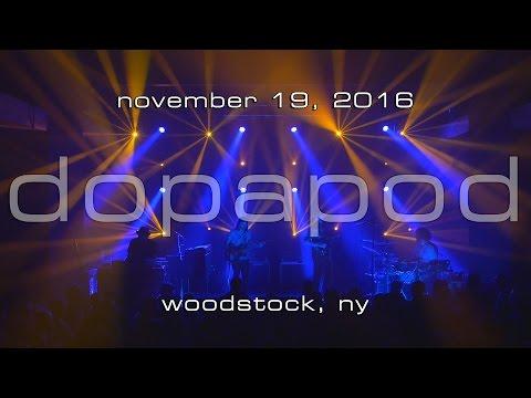 Dopapod: 2016-11-19 - Bearsville Theater; Woodstock, NY (Complete Show) [4K] Mp3