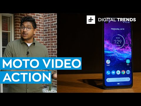 Motorola One Action Hands-on Review| Vertical Video Eliminator on a Budget