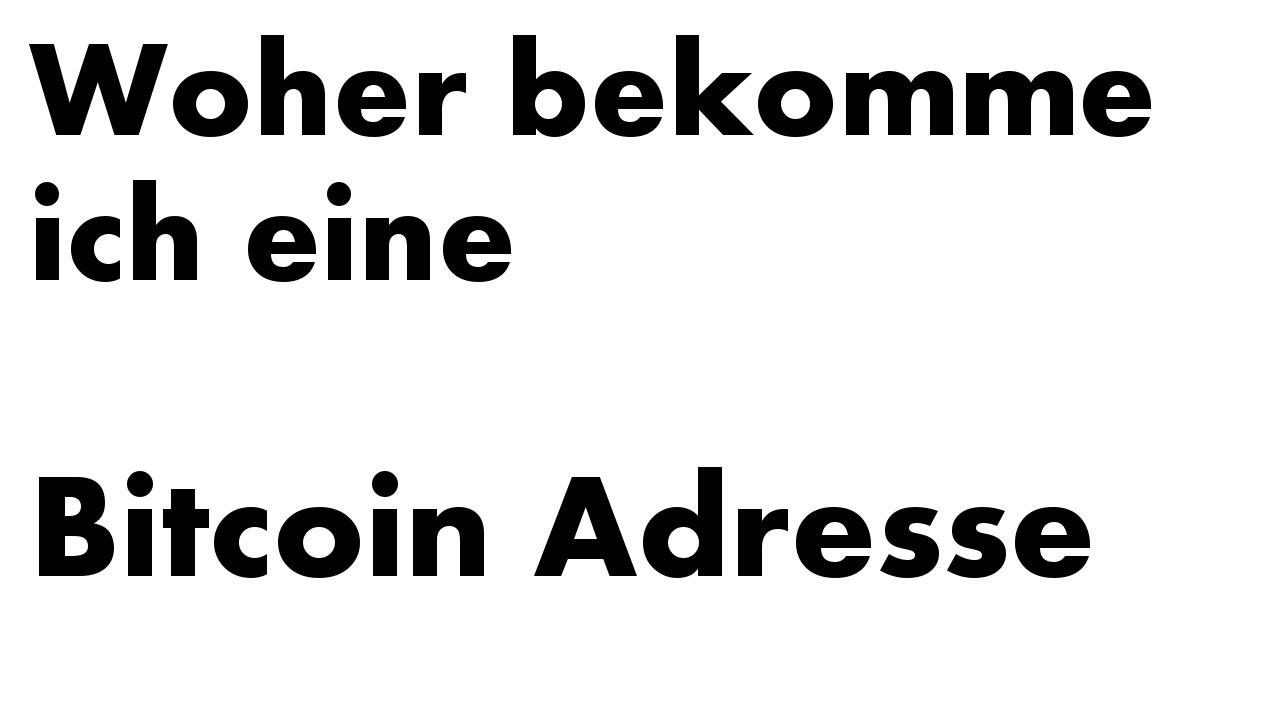 Kannst du Bitcoin-Adresse wiederverwenden?