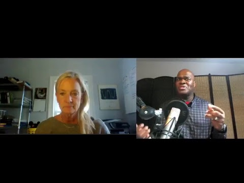"""The Dr. Vibe Show™:  Marilyn Barefoot """"The Importance Of Storytelling In Business"""""""