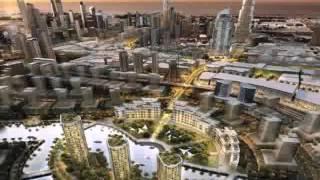Free Hold Plot In Dubai For Apartment For 2 Buildings Opposite Burj Khalifa Area
