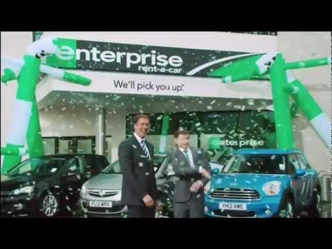 Enterprise Rent-a-Car - American (2012, UK)