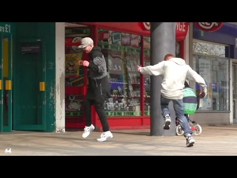 Dancing Boys Basildon Town Centre....Panasonic HC-V770