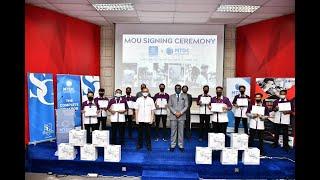 19 April 2021 MoU MTDC & SG AKADEMI