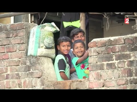Les cités XXL : le bidonville de Bombay