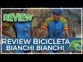 Review bicicleta carretera Bianchi Bianchi comunitario Alino