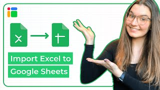 how to import Excel data to Google Earth