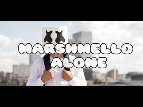 Coreografia Alone x marshmello 👻